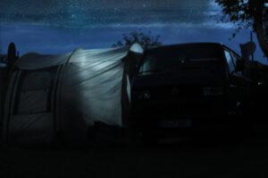 Die letzte Nacht unter nordischem Himmel